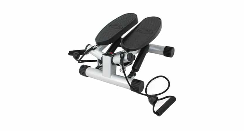 Sunny Health And Fitness Stepper Review – NO. 068,Silver