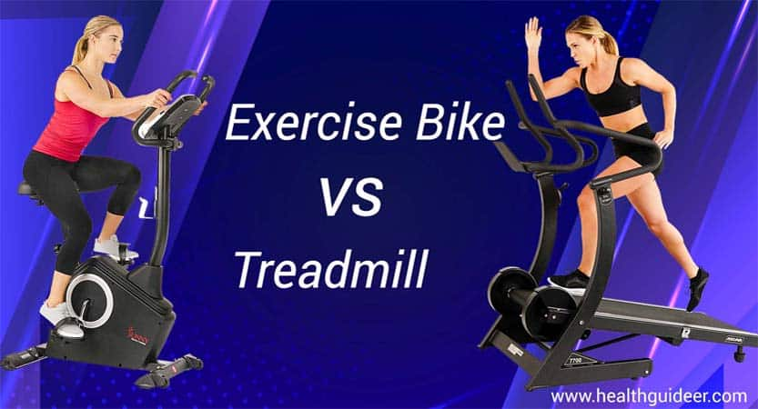 Exercise Bike Vs Treadmill: Which is Best For You?