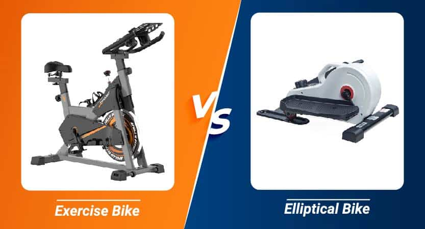 Exercise Bikes Vs Ellipticals | Which Exercise Bike Is Better?