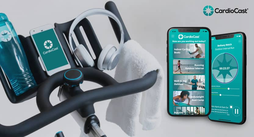 Top 14 Free and Paid Indoor Cycling Apps For Exercise Bikes - CYCLE CAST Cycling Apps