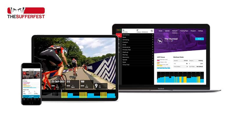 Top 14 Free and Paid Indoor Cycling Apps For Exercise Bikes - THE SUFFERFEST