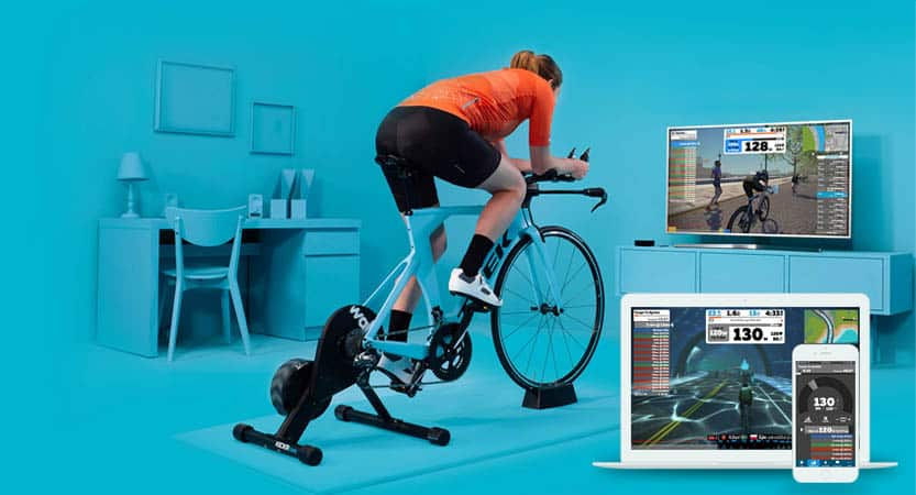 Top 14 Free and Paid Indoor Cycling Apps For Exercise Bikes - ZWIFT