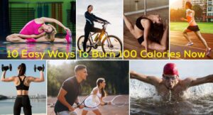 10 Easy Ways To Burn 100 Calories Now | Health | Fitness