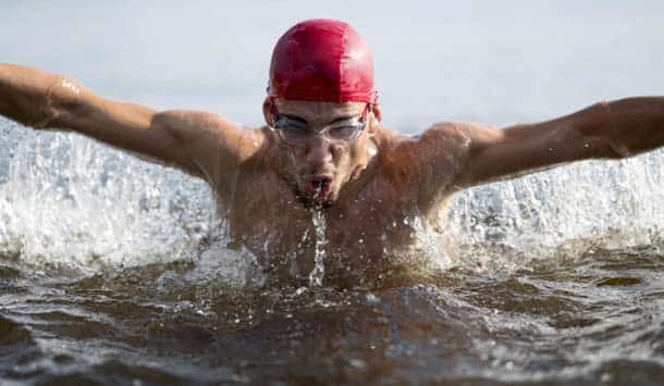 Swimming is Easy Ways To Burn 100 Calories